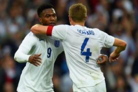 Fotos: Así celebró Sturridge el gol que anotó - Perú vs Inglaterra