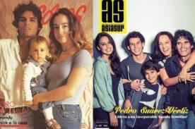 Por el Día del Padre, Pedro Suárez Vértiz posa con su bella familia [Foto]