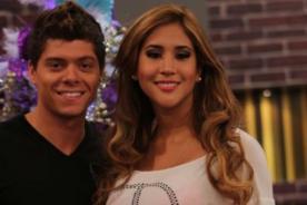 Ignacio Baladán a Melissa Paredes: Me parece de mal gusto lo que dices