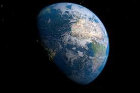 ¿Qué pasaría si la Tierra dejara de girar? [Video]