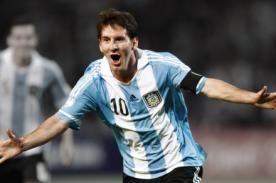 Primer tráiler de la película de Messi [VIDEO]