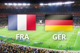 Partidos Mundial Brasil 2014: Alineaciones Francia vs Alemania - 4 de julio