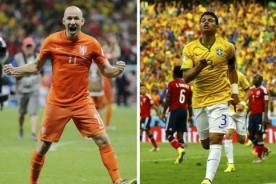 ATV en vivo: Brasil vs Holanda - Mundial Brasil 2014 (Hora peruana)