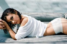 Lauren Cohan: Actriz de The Walking Dead desnuda su sensualidad [FOTOS]