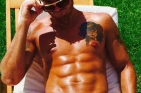 Gino Assereto deleita a sus fans con su renovada figura [Foto]