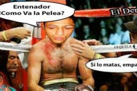 Jonathan Maicelo: Estos son los memes por su derrota ante Darley Pérez