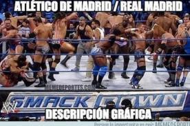 Real Madrid vs Atlético de Madrid: Los mejores memes del partido [FOTOS]