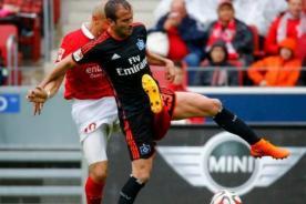 Bundesliga: Mira la escalofriante lesión de Elkin Soto [VIDEO]