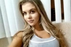Facebook: Brunella Horna roba suspiros con estas fotos