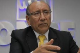 ¿Jefe de la ONPE comete TERRIBLE error al anunciar resultados? - VIDEO