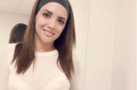 Rosángela Espinoza se reunió con sus fans y los dejó boquiabiertos con este escote de infarto - FOTO