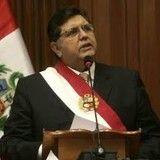 Alan García desea pronta mejoría a Hugo Chávez