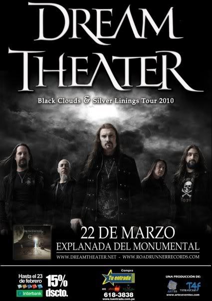 Guns N Roses y Dream Theather en Lima: Se extienden descuentos para el concierto