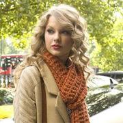 Taylor Swift lanza su colección de tarjetas navideñas