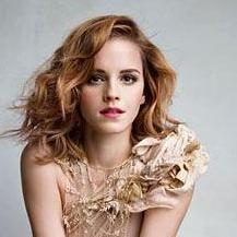 Emma Watson admite haber tenido problemas de guardarropa para las galas