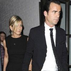Jennifer Aniston y Justin Theroux fueron vistos agarrados de la manos