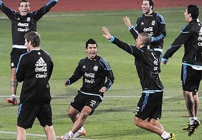 Argentina vs Corea del Sur: Higuaín demostró toda su capacidad goleadora