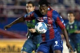 Andrés Mendoza anota el gol del triunfo del Atlante sobre el Puebla
