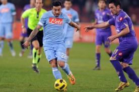 Goles del Fiorentina vs Nápoli (0-3) - Serie A italiana