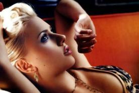 Scarlett Johansson: Grabar una película porno no tiene nada de malo