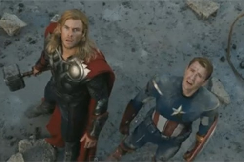The Avengers: Lanzan segundo trailer oficial de Los Vengadores (video)