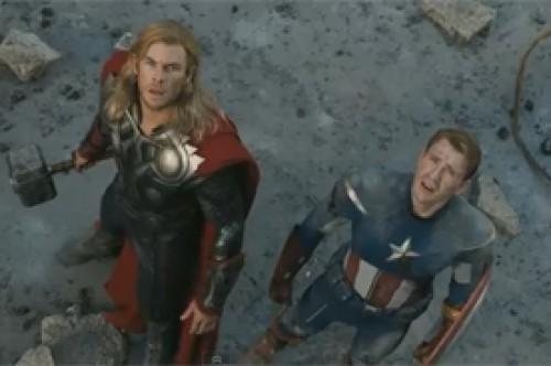 The Avengers: Lanzan segundo trailer oficial de Los Vengadores (video)