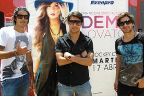 Demi Lovato en Lima: Adammo tocará 4 canciones de su nuevo disco