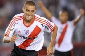 Fútbol Argentino: Trezeguet y Cavenaghi comandarán ataque de River Plate