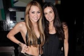 Miley Cyrus: Le debo mucho a Demi Moore