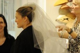 Drew Barrymore alista últimos detalles de su próxima boda