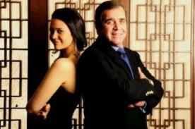 Marcelo Oxenford: Ahora mi hija Lucía está limpia ante cámaras