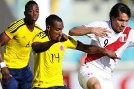 En vivo: Perú vs Colombia (0-1) - Minuto a Minuto - Eliminatorias Brasil 2014
