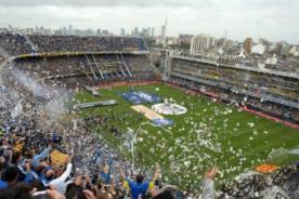 Superclásico de las Américas: Argentina y Brasil jugarán en la Bombonera