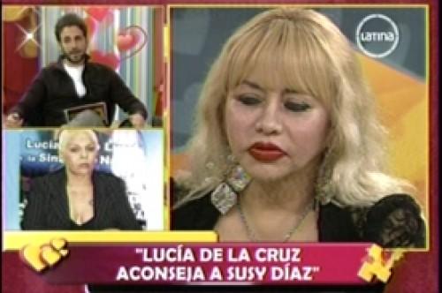 Susy Díaz y Lucía de la Cruz hacen las paces tras problemas con Andy V