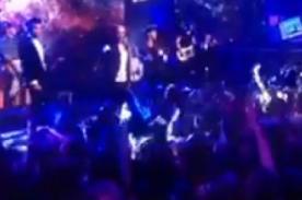Revive la presentación de The Wanted por Año Nuevo en Nueva York (Video)