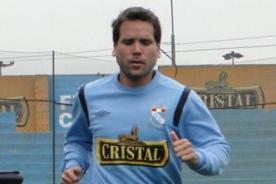 Fútbol Peruano: Sporting Cristal concretó el regreso de Renzo Revoredo