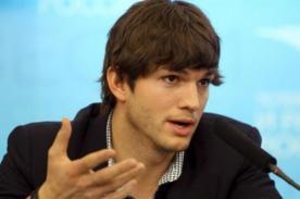Niño de 12 años será juzgado por mentir contra Ashton Kutcher