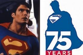 Superman: Superhéroe estrena nuevo logo por sus 75 años