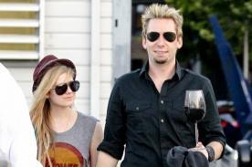 Avril Lavigne y Chad Kroeger se casan hoy