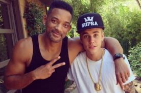 Justin Bieber considera a Will Smith como 'su tío'