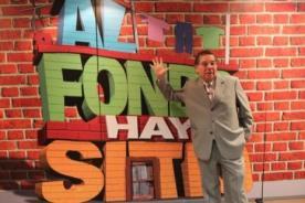 Efraín Aguilar espera hacer sexta temporada de Al Fondo Hay Sitio