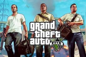 Apuñalan a joven para robarle juego de Grand Theft Auto V