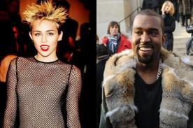 Miley Cyrus cuenta que Kanye West la ayudó antes de su actuar en los VMA
