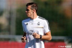 Real Madrid: Gareth Bale será baja por lesión en Champions League