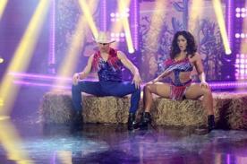 Vania Bludau: Fotos de su sexy baile en El Gran Show