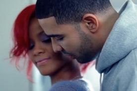 Rihanna y Drake habrían pasado la noche juntos