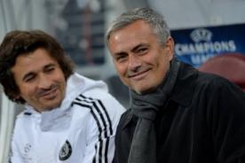 José Mourinho: Soy único el mundo, muchos quieren hablar de mí