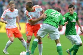 Bayern Munich vapuleó 7-0 a Werder Bremen con Claudio Pizarro