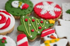 Recetas de Navidad: Cómo hacer galletas navideñas caseras