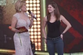 Carolina Cano considera que está en desventaja en 'Reyes del show'